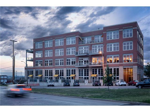 210 W 5th Street #409, Kansas City, MO 64105 (#2086754) :: The Shannon Lyon Group - Keller Williams Realty Partners