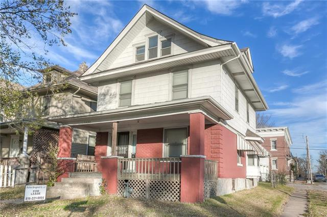 1233 Benton Boulevard, Kansas City, MO 64127 (#2086900) :: Edie Waters Team