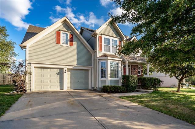 115 Broadmoor Drive, Louisburg, KS 66053 (#2087835) :: Edie Waters Team