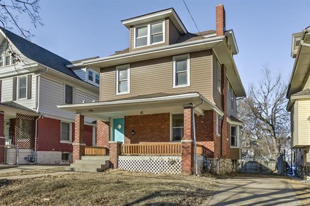 1308 W 41st Street, Kansas City, MO 64111 (#2088716) :: The Shannon Lyon Group - Keller Williams Realty Partners