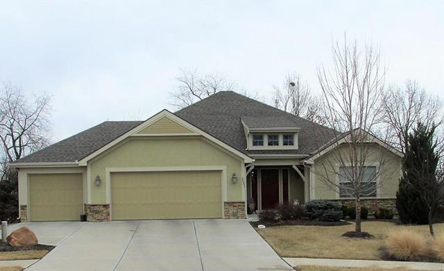 3021 Somerset Drive, Leavenworth, KS 66048 (#2090029) :: The Shannon Lyon Group - Keller Williams Realty Partners