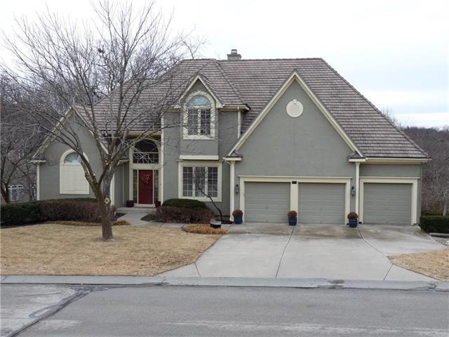 4917 Constance Street, Shawnee, KS 66216 (#2090037) :: NestWork Homes