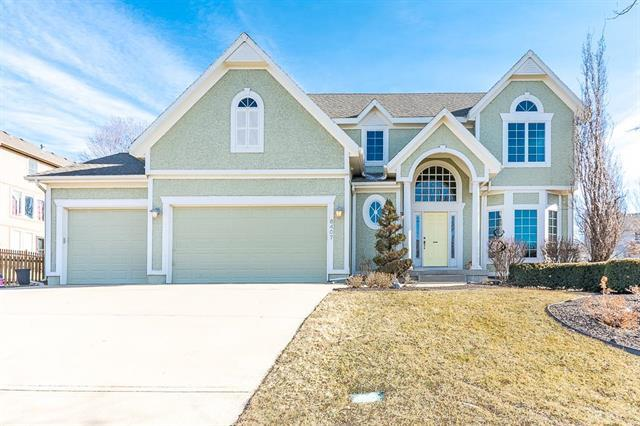 8407 Laurelwood Street, Lenexa, KS 66219 (#2090296) :: NestWork Homes