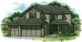19012 Deer Run Street, Spring Hill, KS 66083 (#2090423) :: Team Real Estate