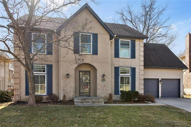 5909 W 124TH Street, Leawood, KS 66209 (#2090463) :: Kedish Realty Group at Keller Williams Realty