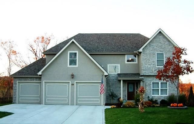 2122 Ridgeview Drive, Leavenworth, KS 66048 (#2090519) :: Kedish Realty Group at Keller Williams Realty