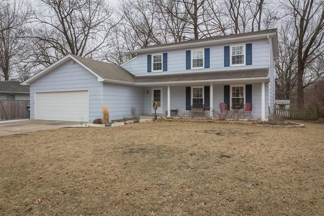 1211 W 28th Court, Lawrence, KS 66046 (#2090729) :: The Shannon Lyon Group - Keller Williams Realty Partners