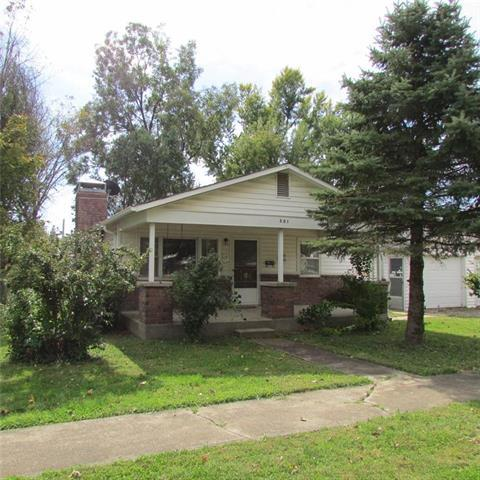 301 Walnut Street, Osawatomie, KS 66064 (#2090796) :: Kedish Realty Group at Keller Williams Realty
