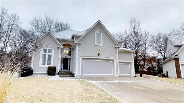 7802 Rosewood Circle, Parkville, MO 64152 (#2090842) :: Tradition Home Group