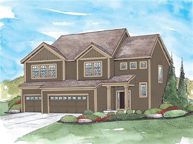 16959 S Laurelwood Street, Olathe, KS 66062 (#2090974) :: Kedish Realty Group at Keller Williams Realty