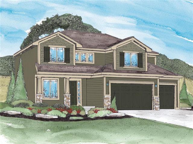 16986 S Laurelwood Street, Olathe, KS 66062 (#2091034) :: Kedish Realty Group at Keller Williams Realty