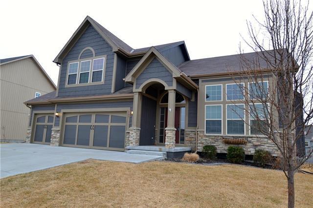 907 N Cottonwood Avenue, Kearney, MO 64060 (#2091358) :: Edie Waters Team