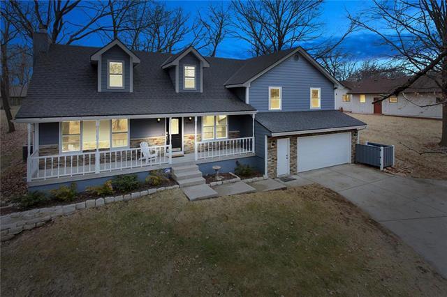8200 NW Eastside Drive, Weatherby Lake, MO 64152 (#2091816) :: HergGroup Kansas City