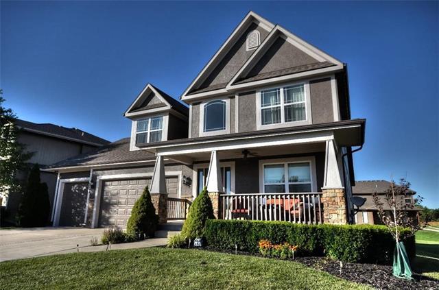 16498 W 165th Terrace, Olathe, KS 66062 (#2094646) :: Edie Waters Team