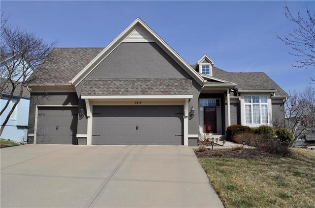 8314 W 154TH Street, Overland Park, KS 66223 (#2095013) :: Tradition Home Group
