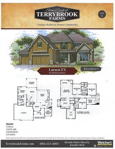 17209 Melrose Street, Overland Park, KS 66221 (#2095074) :: Tradition Home Group