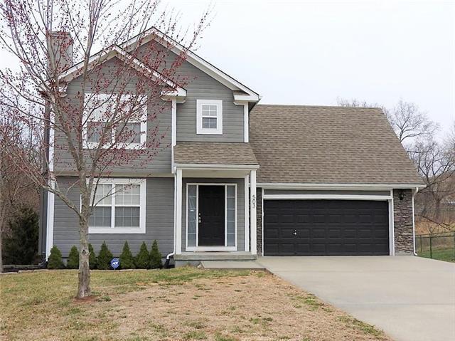 503 Fountain Hills Drive, Warrensburg, MO 64093 (#2095135) :: Char MacCallum Real Estate Group