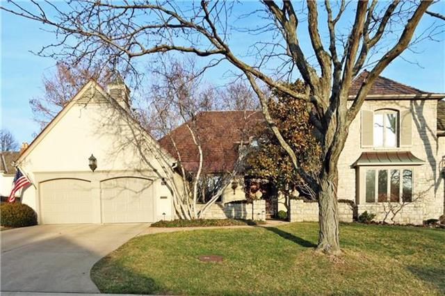 75 Le Mans Court, Prairie Village, KS 66208 (#2095225) :: Edie Waters Network