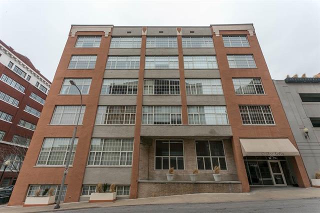 321 W 7th Street #505, Kansas City, MO 64105 (#2095270) :: HergGroup Kansas City