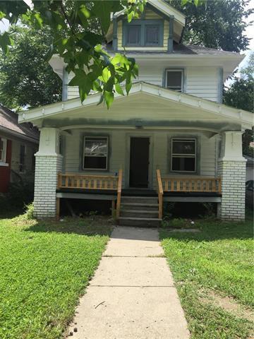 3706 Bellefontaine Avenue, Kansas City, MO 64128 (#2095442) :: Edie Waters Network