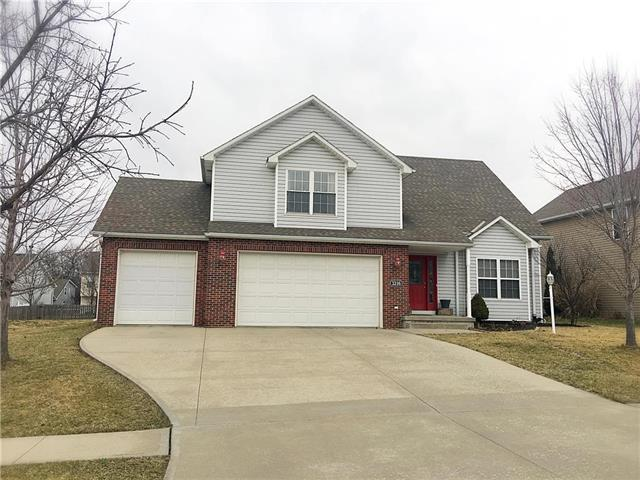3216 Morton Lane, St Joseph, MO 64560 (#2095507) :: Edie Waters Team