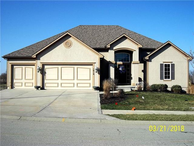 1016 Drake Circle, Lee's Summit, MO 64082 (#2095805) :: The Shannon Lyon Group - ReeceNichols