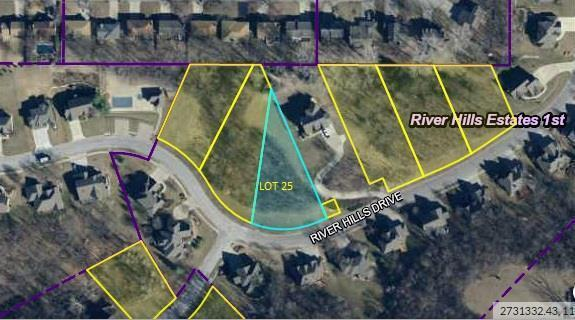 Lot 25 River Hills Drive, Parkville, MO 64152 (#2095828) :: Edie Waters Network