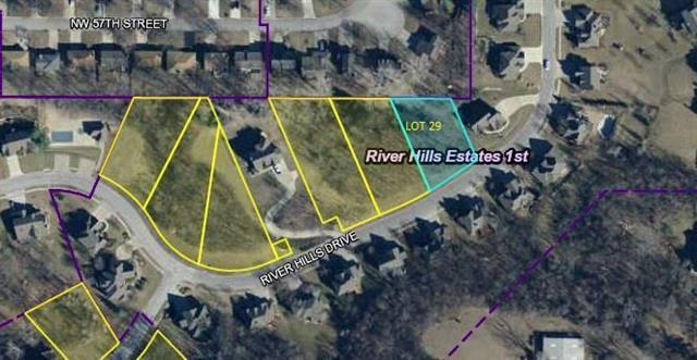 Lot 29 River Hills Drive, Parkville, MO 64152 (#2095832) :: Edie Waters Network