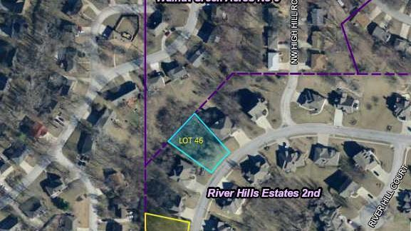 Lot 46 River Hills Drive, Parkville, MO 64152 (#2095836) :: Edie Waters Network