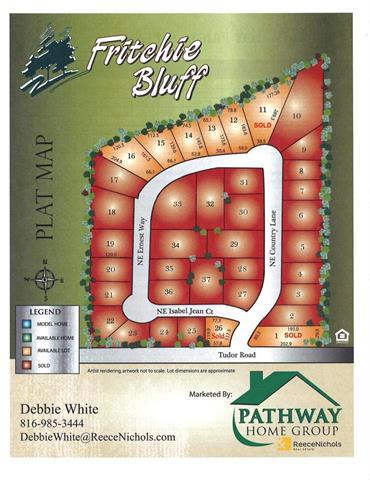 1412 NE Ernest Way, Lee's Summit, MO 64086 (#2097730) :: Char MacCallum Real Estate Group