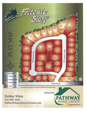 1416 NE Ernest Way, Lee's Summit, MO 64086 (#2097731) :: Char MacCallum Real Estate Group