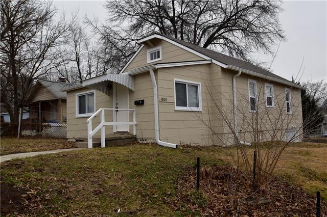 801 S Cedar Street, Independence, MO 64053 (#2098069) :: Edie Waters Network