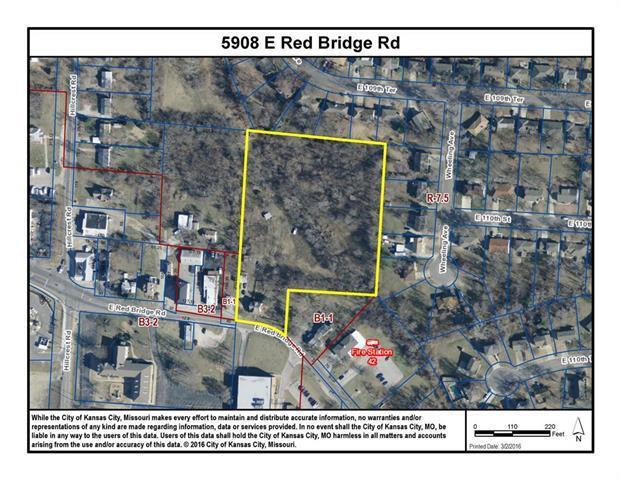 5908 E Red Bridge Road, Kansas City, MO 64134 (#2098338) :: Edie Waters Network