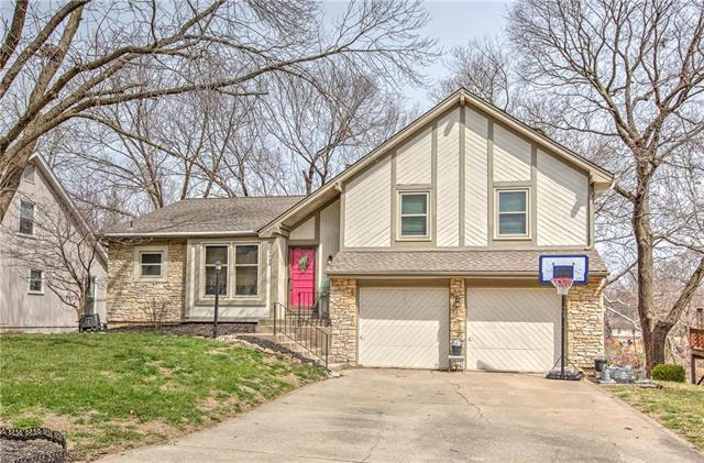 4008 NE 57th Place, Gladstone, MO 64119 (#2098404) :: Edie Waters Network