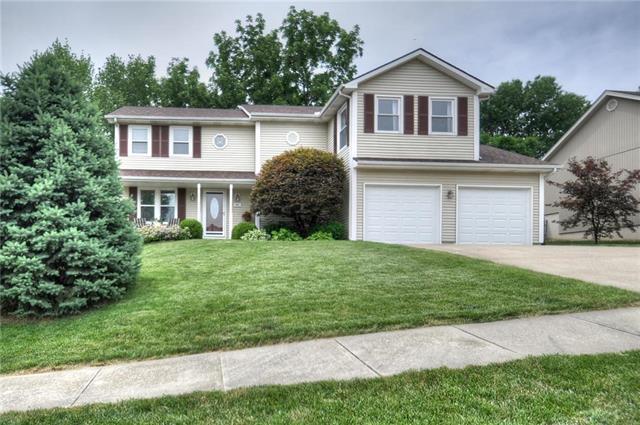 917 Cambridge Circle, Liberty, MO 64068 (#2098548) :: No Borders Real Estate