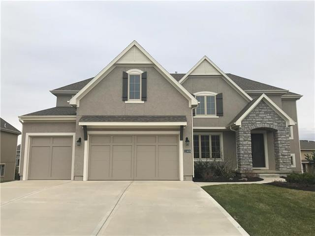 12409 W 162nd Street, Overland Park, KS 66062 (#2098656) :: Char MacCallum Real Estate Group