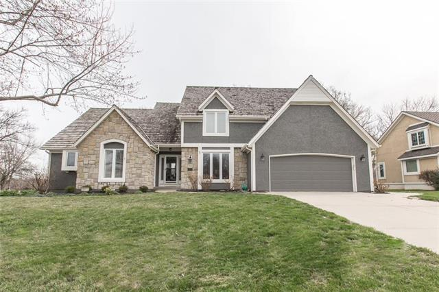 5619 Woodhaven Lane, Parkville, MO 64152 (#2099542) :: Tradition Home Group