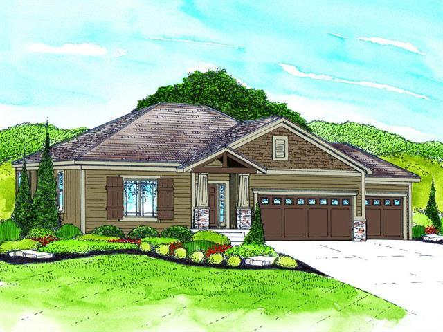 1609 Grandshire Drive, Raymore, MO 64083 (#2099584) :: Edie Waters Network