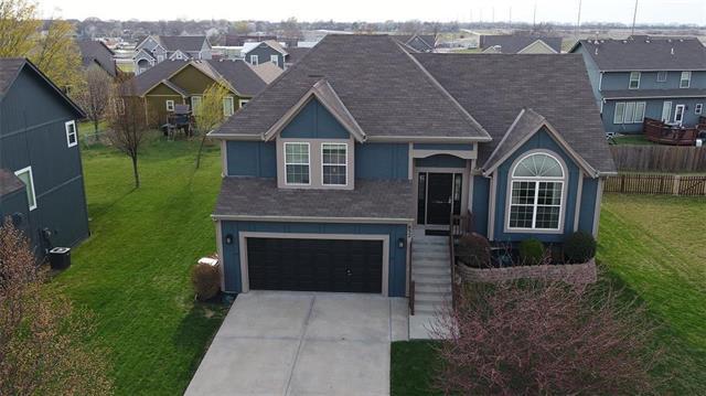 832 N Sycamore Court, Gardner, KS 66030 (#2100080) :: Char MacCallum Real Estate Group