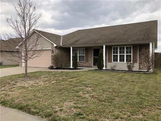 207 NW Michael Drive, Grain Valley, MO 64029 (#2100367) :: Edie Waters Network