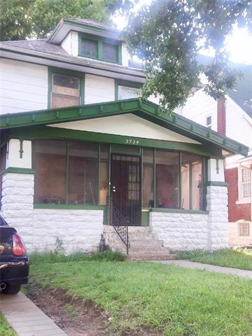 3734 Bellefontaine Avenue, Kansas City, MO 64128 (#2100552) :: Edie Waters Network