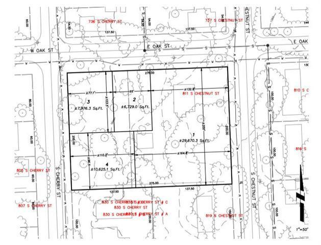 Lot 3 Cherry Street, Olathe, KS 66061 (#2101854) :: The Shannon Lyon Group - ReeceNichols