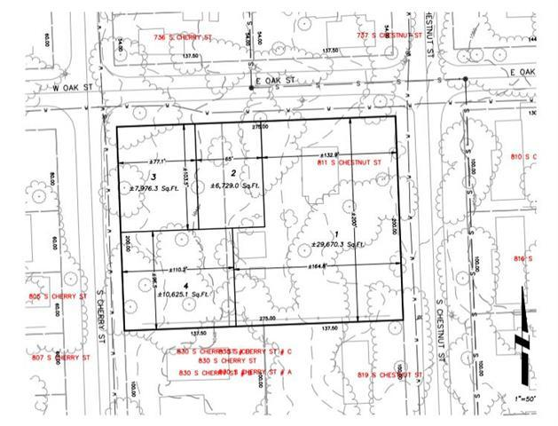 Lot 4 Cherry Street, Olathe, KS 66061 (#2101861) :: The Shannon Lyon Group - ReeceNichols