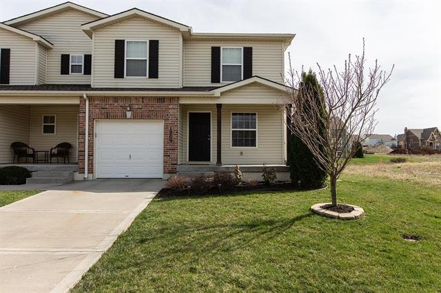 1209 SW Arborway Drive, Lee's Summit, MO 64082 (#2102092) :: NestWork Homes