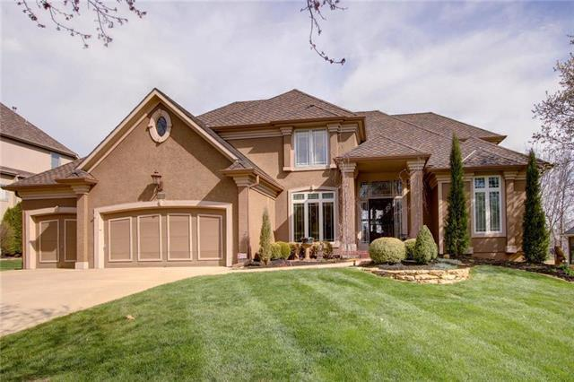 20108 W 93rd Street, Lenexa, KS 66220 (#2102394) :: The Tina Team