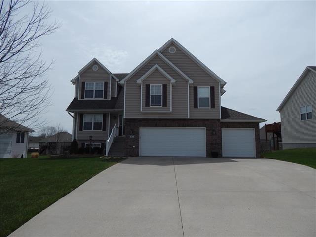 4706 A 4706 Aegean Terrace, St Joseph, MO 64506 (#2102415) :: Kansas City Homes