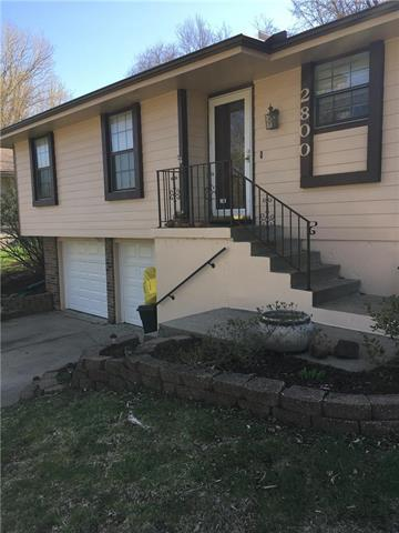 2800 SE 3rd Street, Blue Springs, MO 64014 (#2102754) :: NestWork Homes