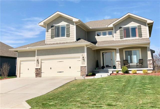 8713 SW 6th Street, Blue Springs, MO 64064 (#2103181) :: NestWork Homes