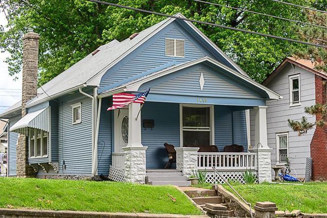 1418 S 36th Street, Kansas City, KS 66106 (#2103235) :: NestWork Homes