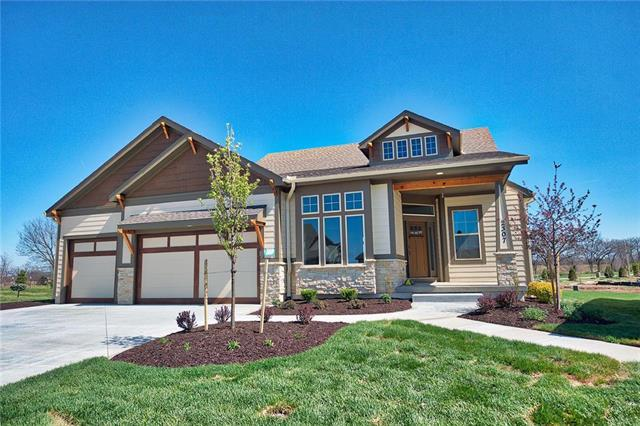 2307 W 179th Terrace, Overland Park, KS 66085 (#2103847) :: Char MacCallum Real Estate Group